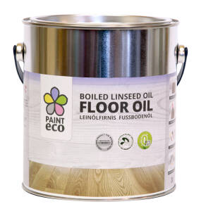 Boiled linseed oil for floors (FBLO)